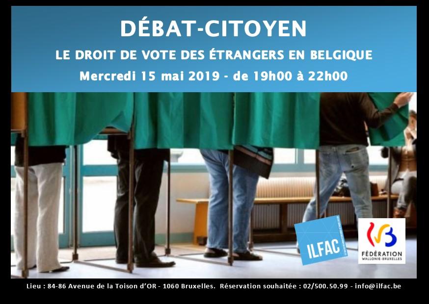 Droit de vote des étrangers ok